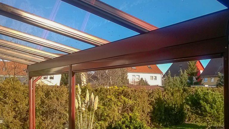 Sonnen- und Wetterschutz