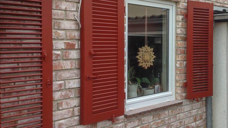 Türen, Fenster, Fensterläden
