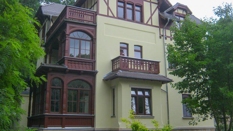 Zimmermann / Holzbau