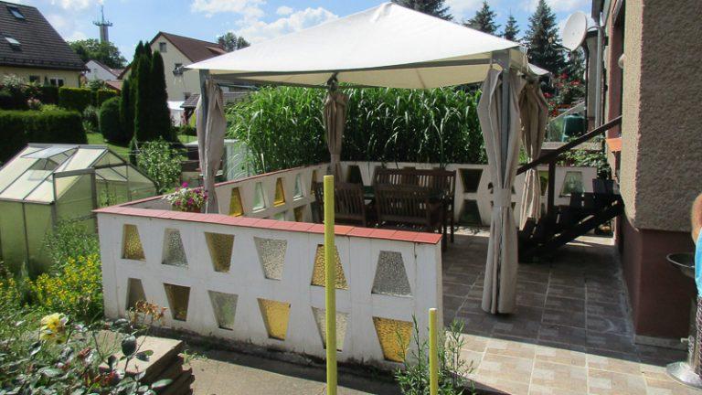 Terrassenbau Dohna