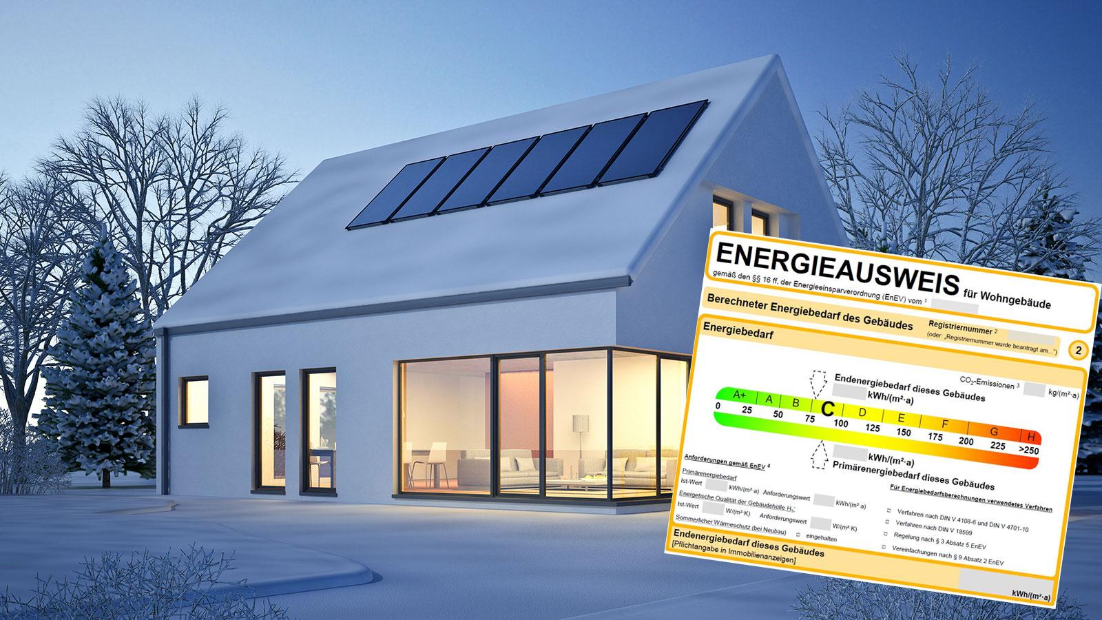 Energieberatung nach EnEV