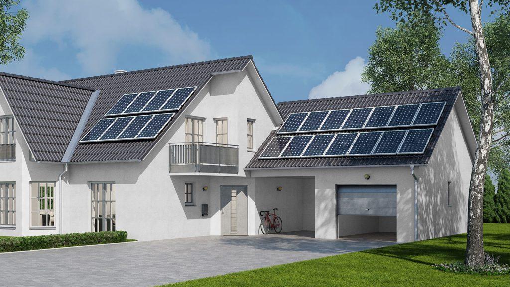 Solarthermie/Photovoltaik
