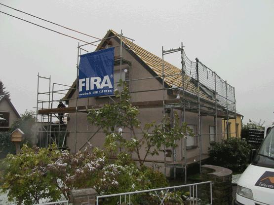 Arten der Dachsanierung