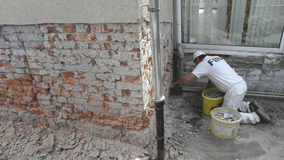Fira Fassadensanierung