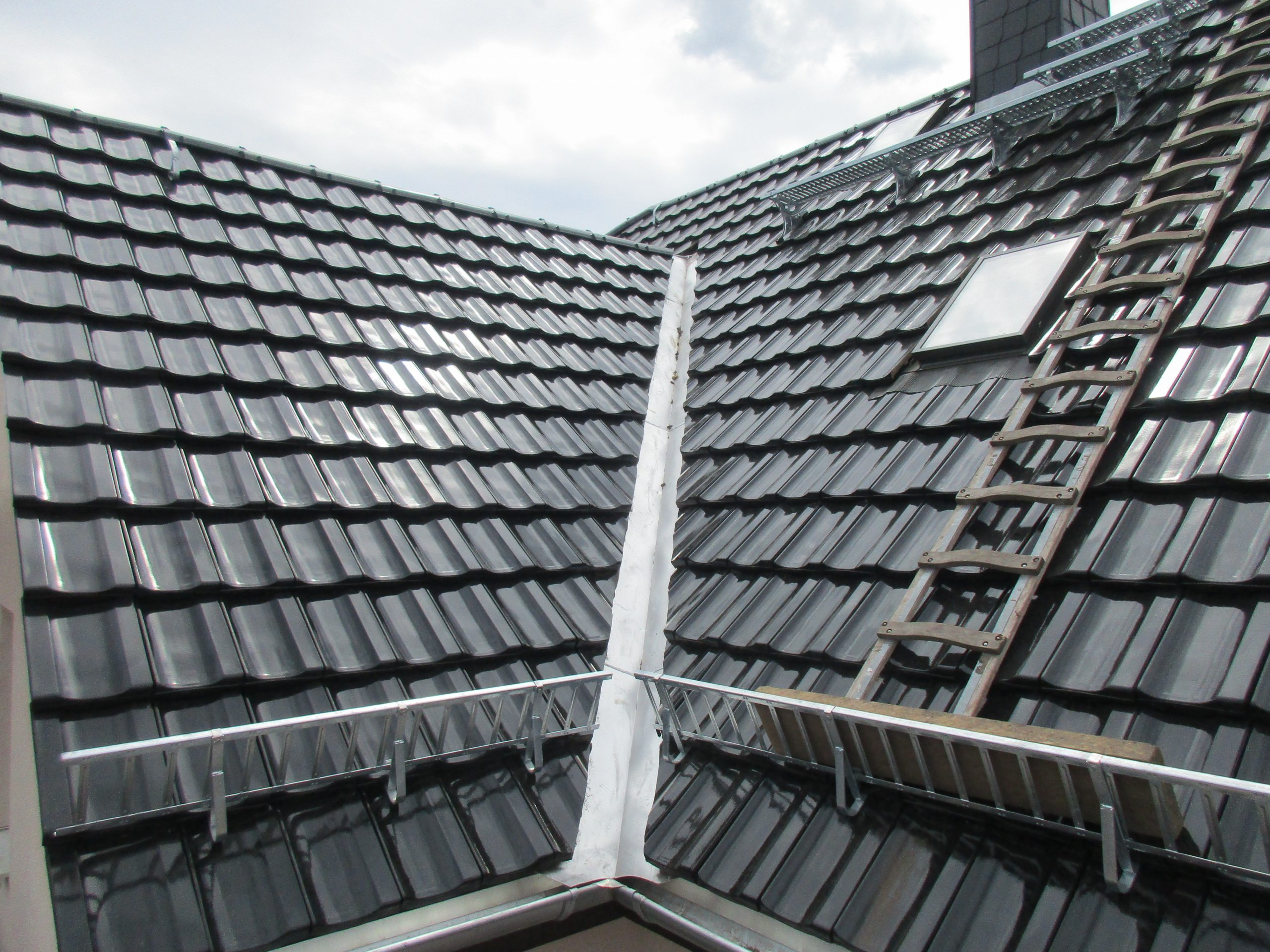 Dach umbauen