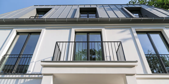 Fira Bauprojekt Balkon nachträglich anbauen